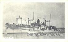 shi003746 - USS Arcadia Military Battleship Postcard Post Card Old Vintage Antique