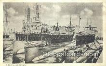 shi003747 - K Boats Military Battleship Postcard Post Card Old Vintage Antique