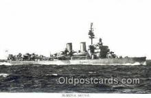 shi003760 - Marina 08115-b Gotland Military Battleship Postcard Post Card Old Vintage Antique