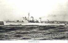 shi003762 - Marina 08131 Klas Uggla Military Battleship Postcard Post Card Old Vintage Antique