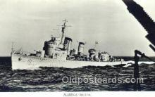 shi003769 - Marina 08137-a Norrkoping Military Battleship Postcard Post Card Old Vintage Antique