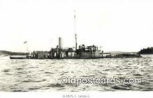 shi003789 - Marina 08089-b Svenska 3 Military Battleship Postcard Post Card Old Vintage Antique