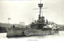 shi003803 - Marina 08098-b Thor Military Battleship Postcard Post Card Old Vintage Antique
