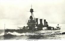 shi003808 - Marina 08105-b Oscar II Military Battleship Postcard Post Card Old Vintage Antique