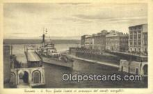 shi003855 - Garanto Military Battleship Postcard Post Card Old Vintage Antique