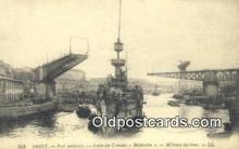 shi003868 - Port Militaire, Montcalm Military Battleship Postcard Post Card Old Vintage Antique