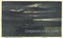 shi003888 - US Virginia Military Battleship Postcard Post Card Old Vintage Antique