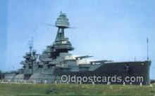 shi003898 - USS Texas, Houston, Texas, TX USA Military Battleship Postcard Post Card Old Vintage Antique