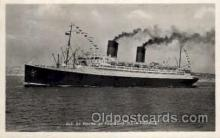 shi004062 - SS Ile de France French Line Ship Ships Postcard Postcards