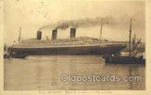 shi004115 - SS Ile De France Le Havre Steamer, Steam Boat, Ship Ships, Postcard Postcards