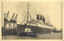 shi004126 - La Douce France Steamer, Steam Boat, Ship Ships, Postcard Postcards