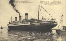 shi004131 - SS Ile De France Steamer, Steam Boat, Ship Ships, Postcard Postcards