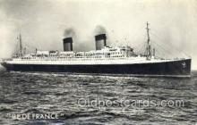 shi004138 - Compagnie Generale Steamer, Steam Boat, Ship Ships, Postcard Postcards