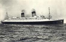 shi004139 - Compagnie Generale Steamer, Steam Boat, Ship Ships, Postcard Postcards