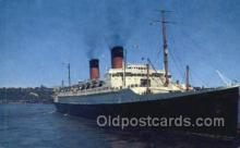 shi004159 - SS Ile De France Steamer, Steam Boat, Ship Ships, Postcard Postcards
