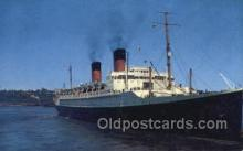 shi004162 - SS Ile De France Steamer, Steam Boat, Ship Ships, Postcard Postcards