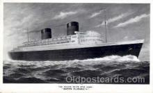 Queen Elizabeth Postcard
