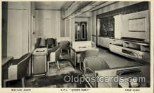 shi005069 - R.M.S. Queen Mary Cunard White Star Line Ship, Ships, Postcard Postcards