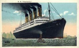 S.S. Aquitania