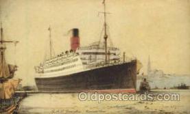 shi005106 - R.M.S. Carinthia Cunard White Star Line Ship, Ships, Postcard Postcards