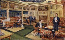 shi005110 - R.M.S. Caronia Cunard White Star Line Ship, Ships, Postcard Postcards