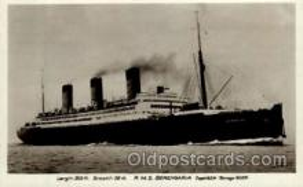 shi005138 - R.M.S. Berengaria Cunard White Star Line Ship, Ships, Postcard Postcards