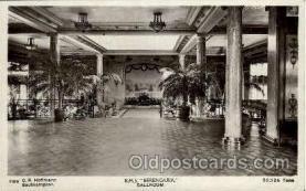 shi005142 - R.M.S. Berengaria Cunard White Star Line Ship, Ships, Postcard Postcards