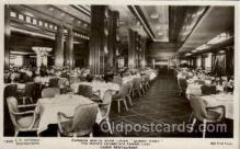 shi005143 - R.M.S. Queen Mary Cunard White Star Line Ship, Ships, Postcard Postcards