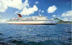 shi005164 - M.V. Cunard Princess Cunard Princess, Cunard Line, Ship Ships Postcard Postcards
