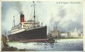 shi005210 - R.M.S. Loythia Cunard Ship Ships Postcard Postcards