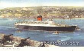 shi005288 - R.M.S. Carinthia Cunard Ship Ships Postcard Postcards