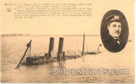 shi007025 - S.S. Brussels Ship Ships Postcard Postcards