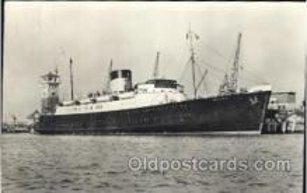 shi007144 - S.S. Arnhem Ocean Liner, Ocean Liners, Oceanliner Ship Ships Postcard Postcards
