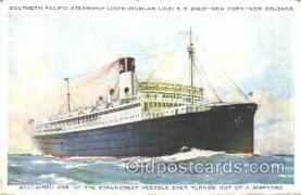 shi007167 - S.S.Dixie-New York-New Orleans Ocean Liner, Ocean Liners, Oceanliner Ship Ships Postcard Postcards