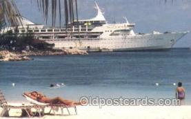 shi007173 - Norwegian Caribbean Lines Ocean Liner, Ocean Liners, Oceanliner Ship Ships Postcard Postcards