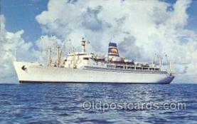 shi007185 - S.S. Mariposa S.S. Monterey Ocean Liner, Ocean Liners, Oceanliner Ship Ships Postcard Postcards