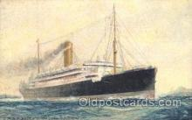 shi007281 - R.M.S.P Andes Ocean Liner, Ocean Liners, Oceanliner Ship Ships Postcard Postcards