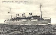 shi007305 - Monarch of Bermuda and Queen of Bermuda Ocean Liner, Ocean Liners, Oceanliner Ship Ships Postcard Postcards