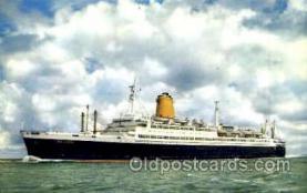 shi007333 - TS Bremen Ship Shps, Ocean Liners,  Postcard Postcards