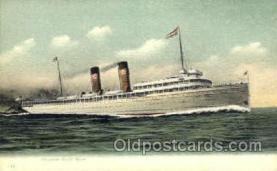 shi007339 - Steamer North West Ship Shps, Ocean Liners,  Postcard Postcards