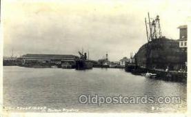 shi007347 - U.S.S. Rhode Island Ship Shps, Ocean Liners,  Postcard Postcards