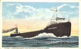shi007372 - The Wm Livingstone Ship Shps, Ocean Liners,  Postcard Postcards
