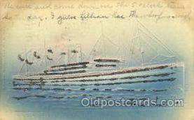 shi007389 - R.M.S. Baltic Ship Shps, Ocean Liners,  Postcard Postcards