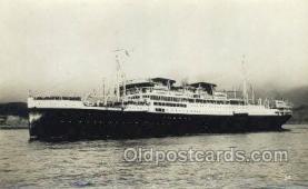 shi007394 - SS Felix Russel Ship Postcard Postcards