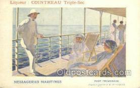 shi007396 - Liqueur Cointreau Triple-Sec Ship Postcard Postcards