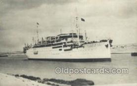 shi007399 - Voyage Innaugurale Suez Canal Ship Postcard Postcards