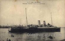 shi008073 - Le Havre Steam Boat Steamer Ship Ships Postcard Postcards