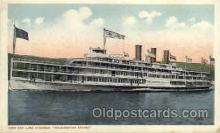 shi008110 - Washington Irving Steam Boat Steamer Ship Ships Postcard Postcards