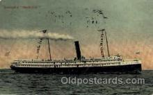 shi008113 - North Star Steam Boat Steamer Ship Ships Postcard Postcards