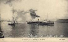 shi008153 - Le Havre Steam Boat Steamer Ship Ships Postcard Postcards